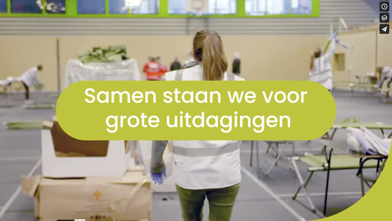 Nederlanders willen Helpen